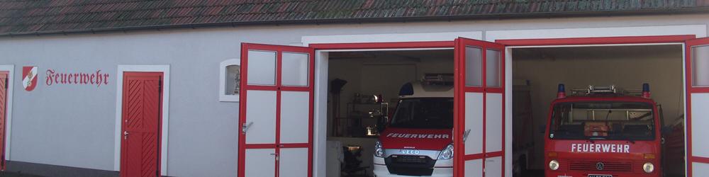 FF-Mühlfeld Feuerwehrhaus